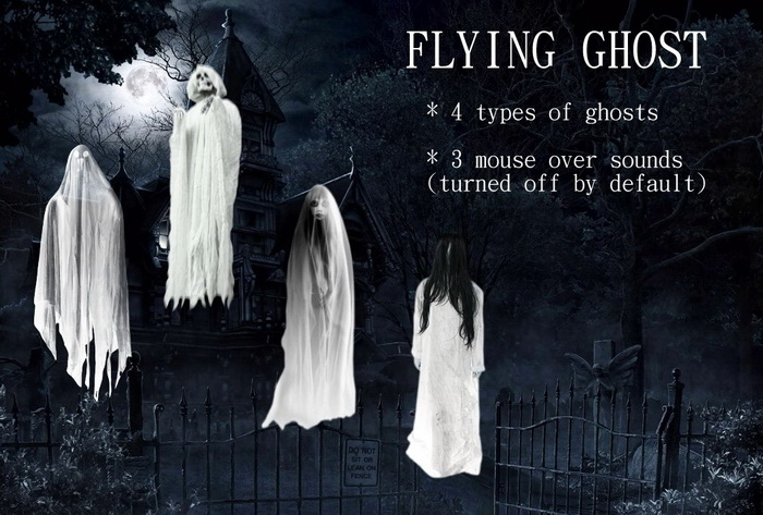 Flying Ghost_X Widget Download Gallery  Widget,gadget